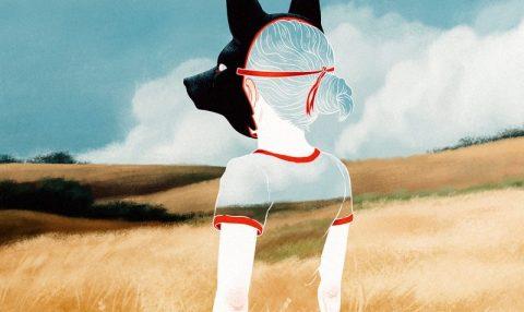 Jenna Barton'dan gizem dolu antropomorfik çizimler