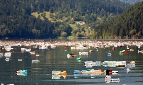 Atık plastik problemi 'yanlışlıkla' çözülmüş olabilir