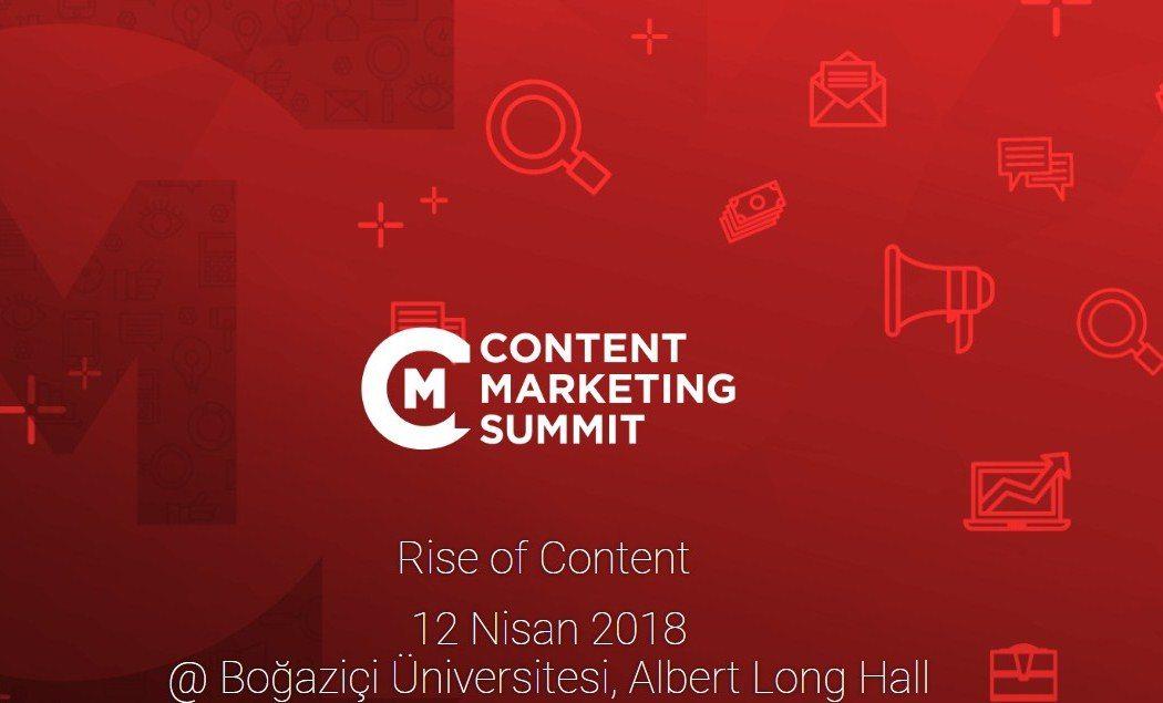 Boğaziçi Üniversitesi'nde Rise of Content konuşulacak