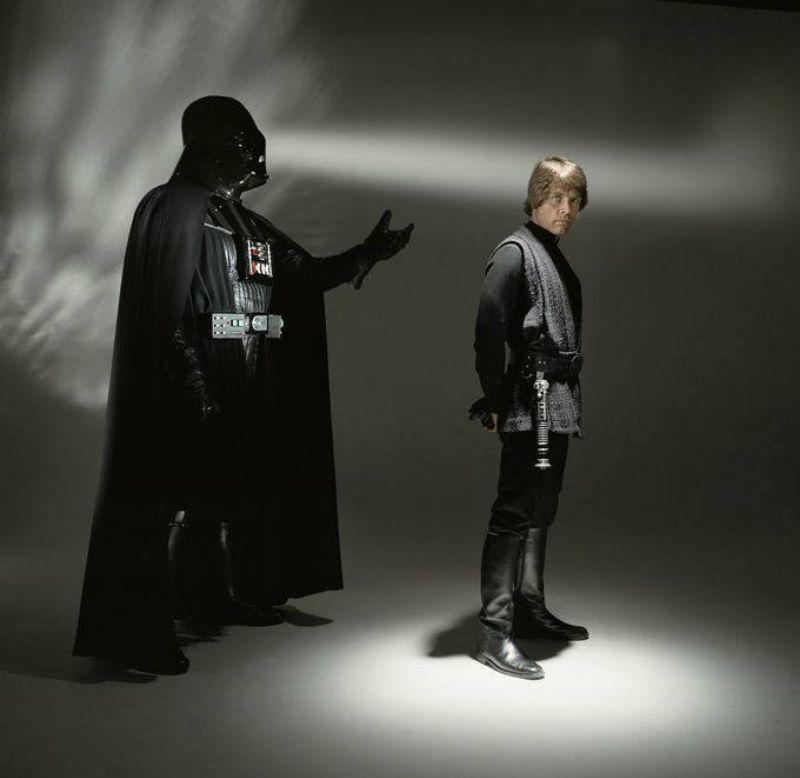 Star Wars: Return Of The Jedi'den görülmemiş fotoğraflar