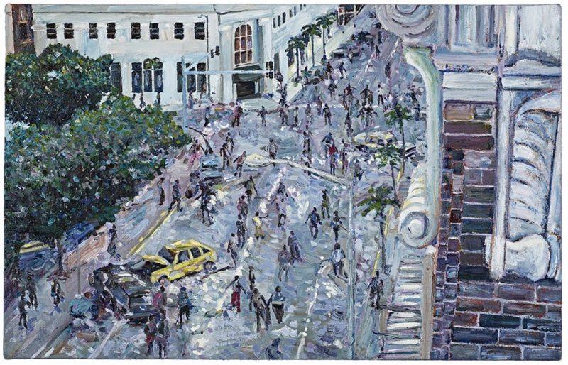 Zombiler ekranlardan sonra tablolara taşındı