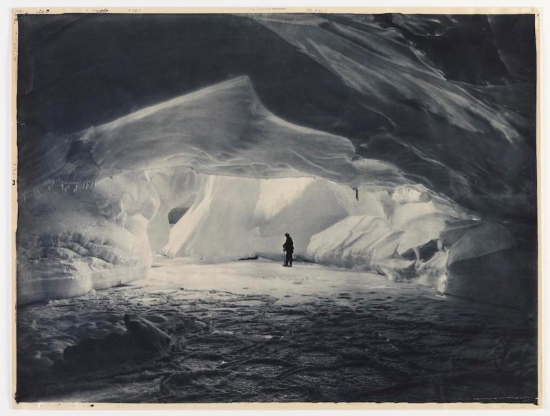 Antartika'ya ilk Avustralasyalı keşif gezisinden görüntüler