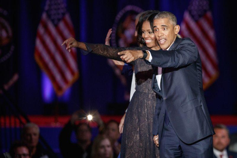 Netflix Obama'lar ile film ve dizi yapımı için anlaştı