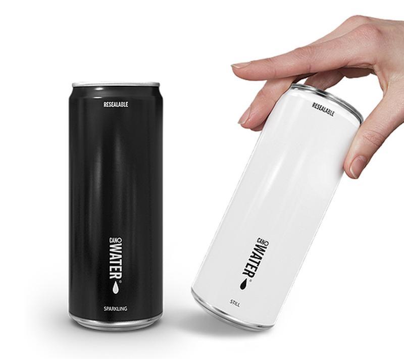 CanO Water plastik şişeleri ortadan kaldırmaya çalışıyor
