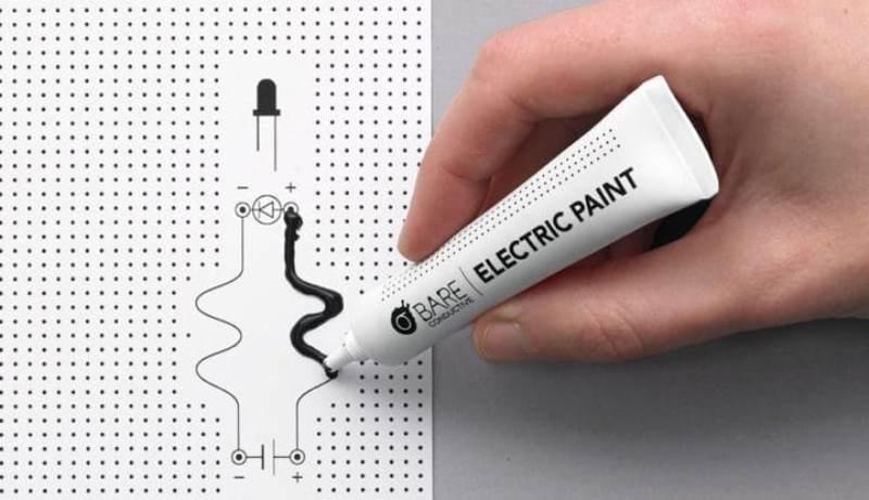'Elektrikli Boya' ile yaratıcılığınızı zorlayın