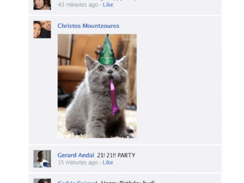 Facebook yeni reklam filmiyle eskileri anıyor