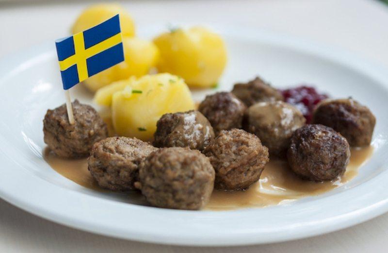 İsveç köftesi İsveç asıllı değilmiş
