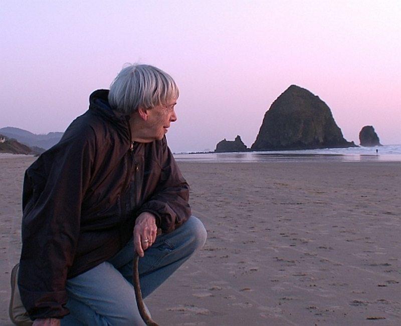 Ursula K. Le Guin'in anısını yaşatacak bir belgesel geliyor