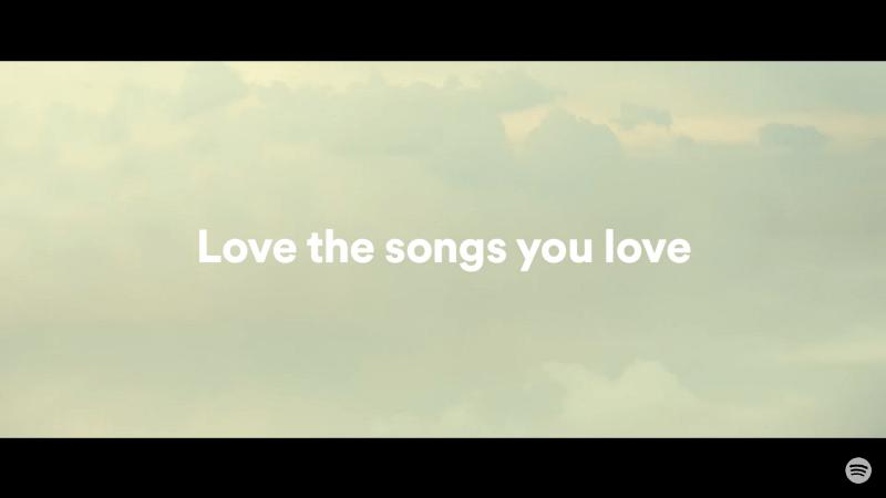 Spotify'ın yeni reklamları paylaşmayı teşvik ediyor