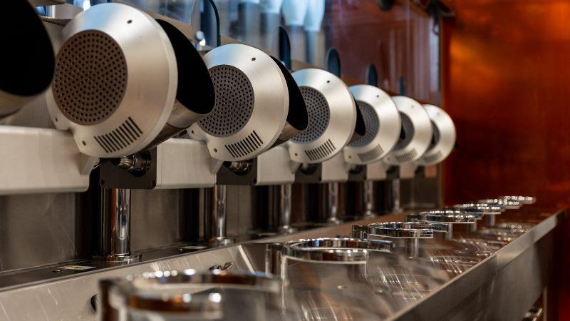 MIT mühendisleri robotik şeflerle dolu bir restoran açtılar