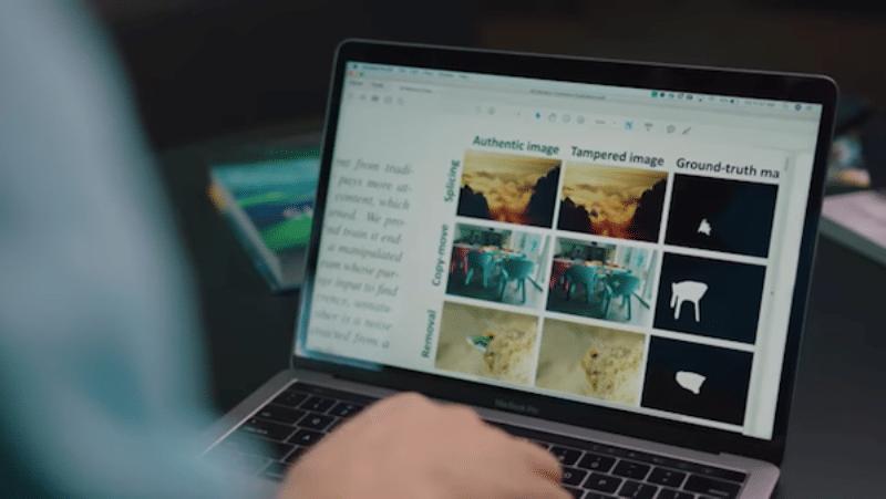 Adobe üzerinde oynanmış görselleri bulan bir AI geliştiriyor
