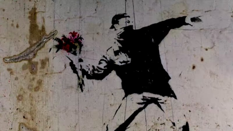 """""""Dünyanın en büyük"""" Banksy sergisi sanatçı tarafından onaylanmamış"""