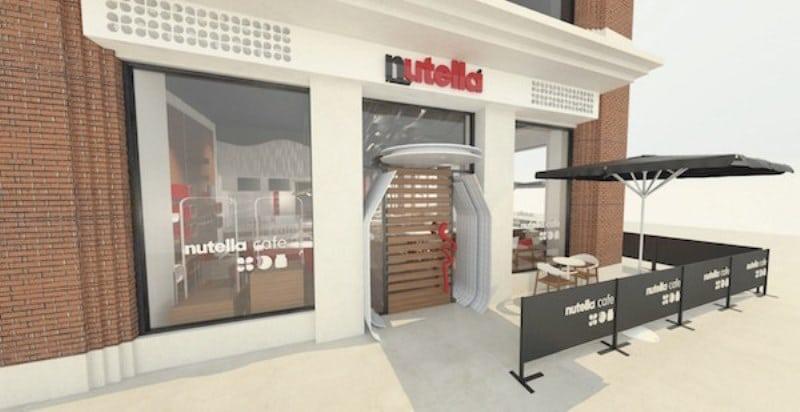 New York'ta bir Nutella kafe açılıyor