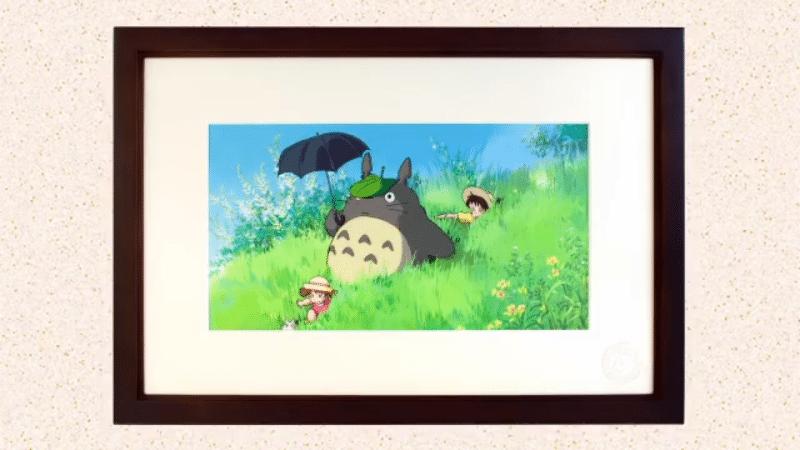 My Neighbor Totoro'nun 30. yılına özel çizimleri satışa çıktı