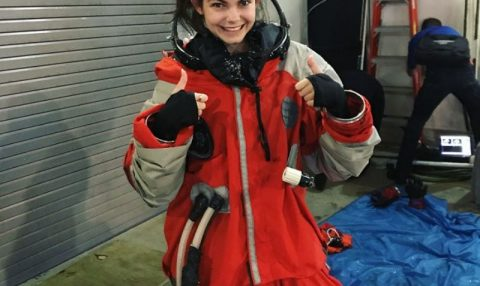 NASA, 17 yaşındaki Alyssa Carson'ı astronot olması için eğitiyor.