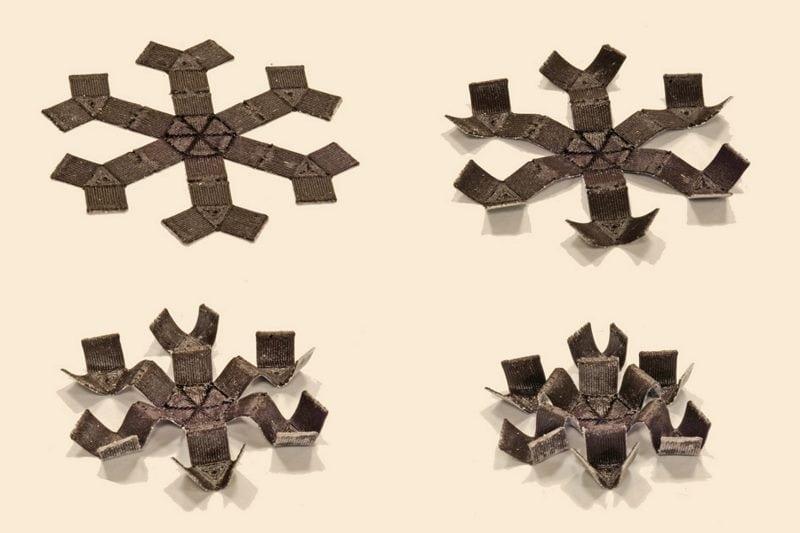 MIT mühendisleri üç boyutlu basılmış manyetik yapılar inşa etti