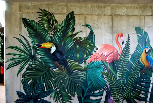 ICAF 4 kadın graffiti sanatçısını ağırlıyor